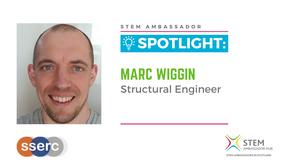 Spotlight: Marc Wiggin, Structural Engineer