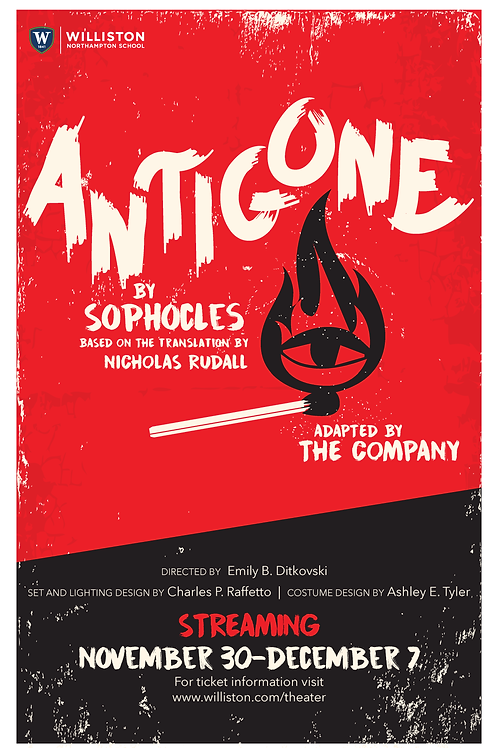 """Antigone"" - The Williston Northampton School - 2020"