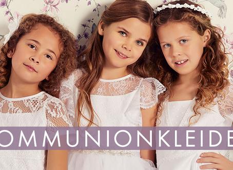 Kommunions- und Blumenkinderkleider als festliches Outfit für unsere kleinen Prinzen & Prinzessinnen