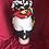 Thumbnail: Angola Print Two Piece Head Wrap/Mask Set