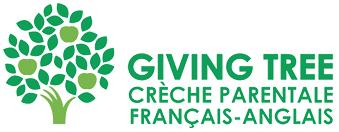Giving Tree - crèche parentale