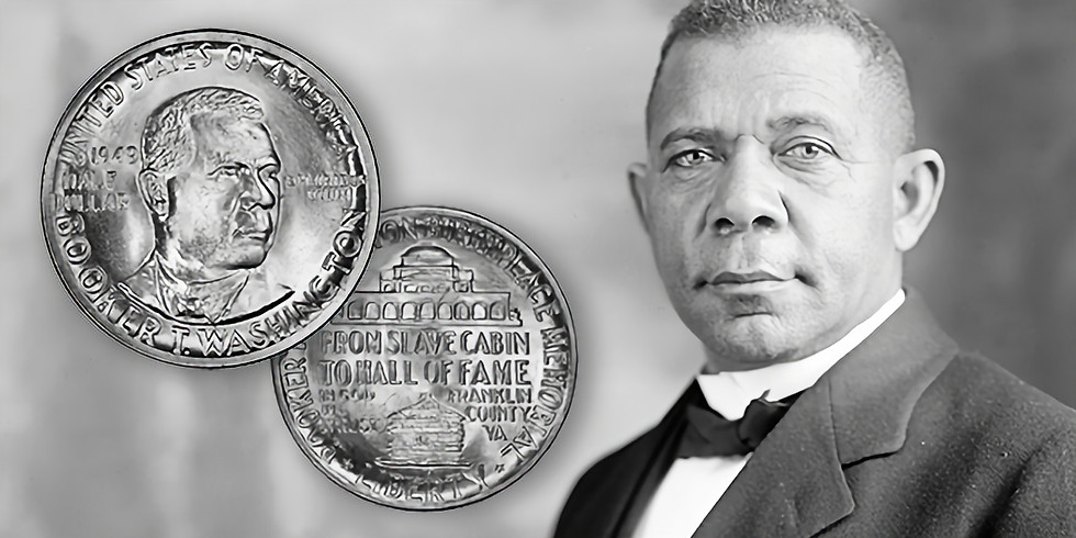 Action of the Day - Learn about Booker T. Washington