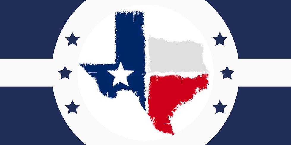 Take the Texan 5 Pledge