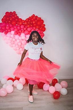 Girls Who Twirl Cotton Candy