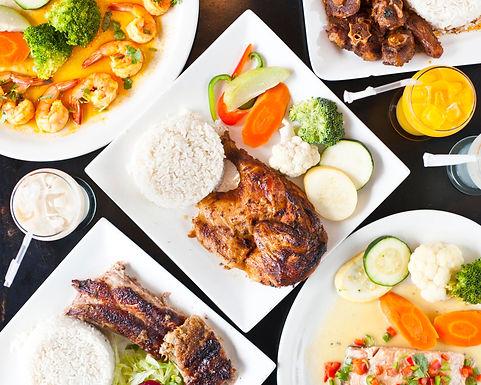 Taste of the Islands Caribbean Style