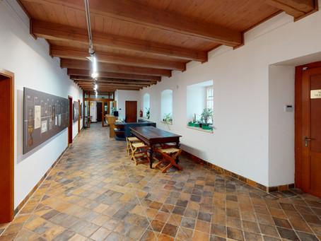 Městské muzeum Špitálek ve Frýdlantu si můžete nově prohlédnout i virtuálně