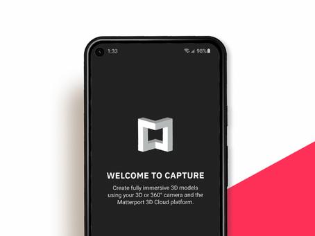 Aplikace Capture je oficiálně dostupná na Android!