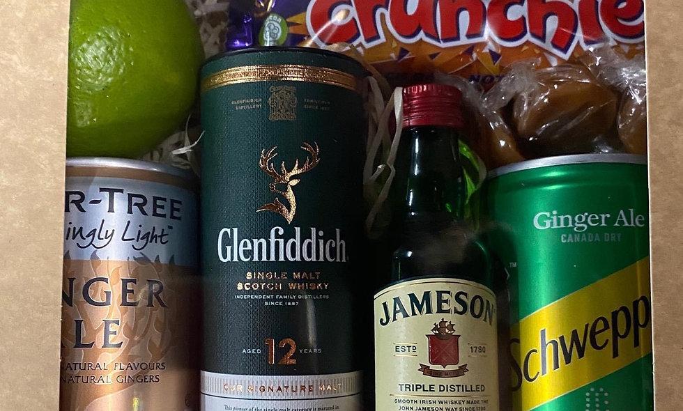 Double Whiskey Set