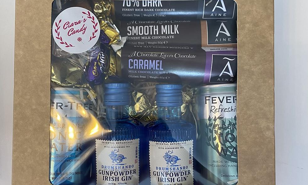 Gunpowder Irish Gin Set