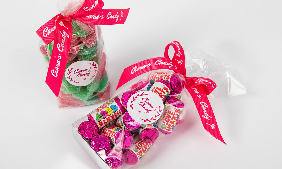 Deluxe  Candy Bags