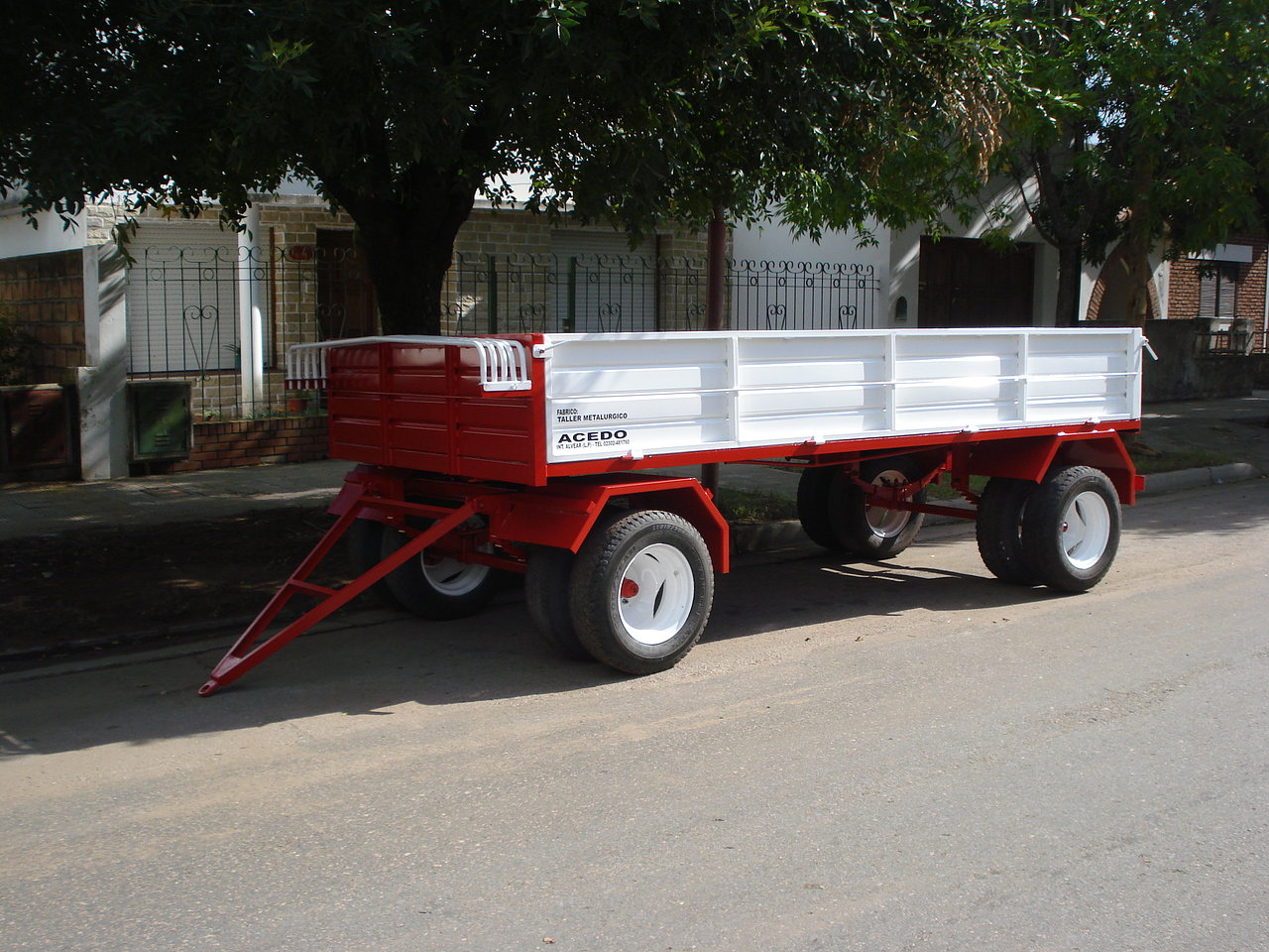Carro Batan con baltren