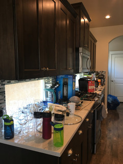 Kitchen Overhaul Before