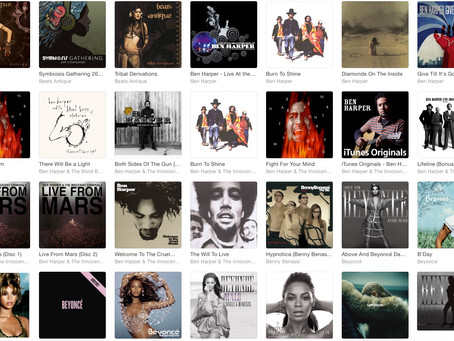 Tidying Your Digital Music Collection