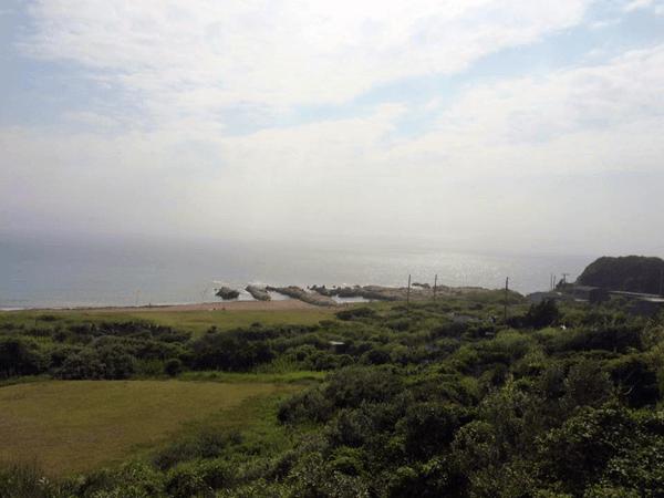 阿由戸(布良)の浜