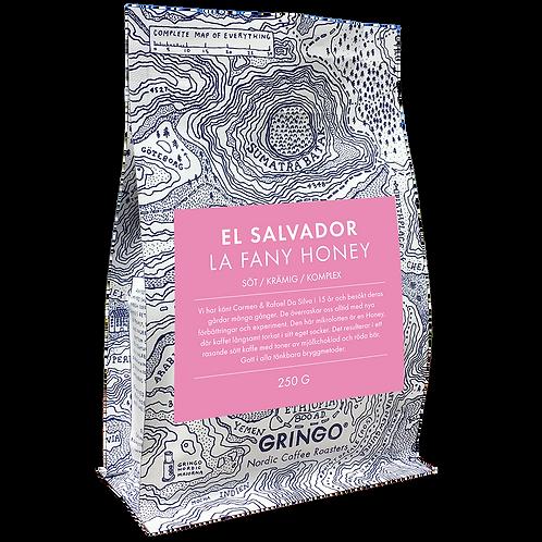 El Salvador La Fany Honey