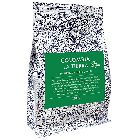 Colombia La Tierra