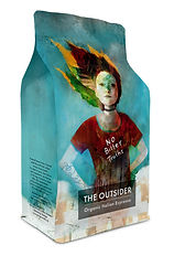 The Outsider Organic Espresso