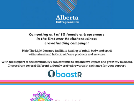 ATB #buildherbusiness BoostR