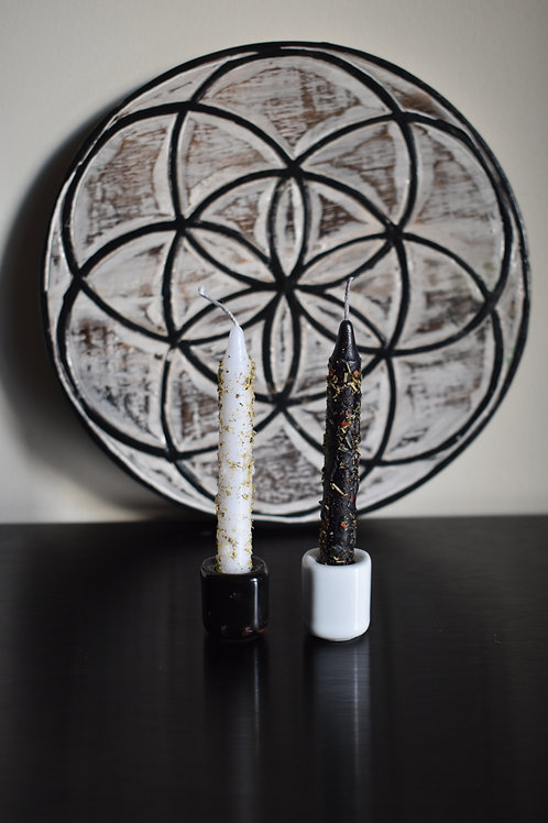 As Above, So Below Candle Set