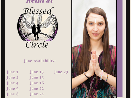 Blessed Circle YYC