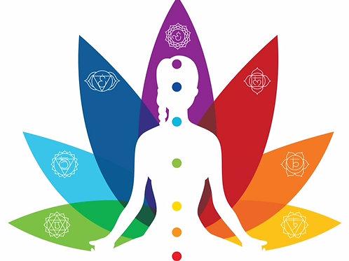 Chakra Healing Course