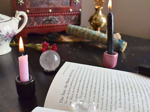 Chime Candle Holders