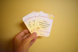 Affirmation Cards Set