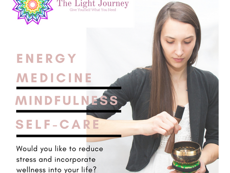 Energy Medicine, Mindfulness and Self-Care Webinar