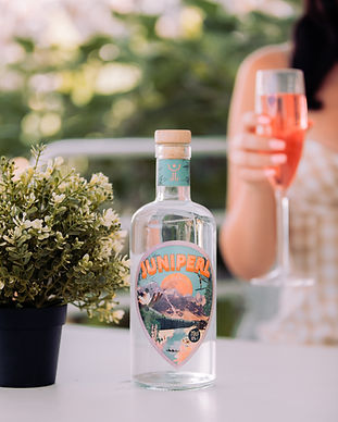 Juniperl Non-Alcoholic Spirits Alcohol Free Gin Drink Non Alcoholic Gin And Tonic No Alcohol Drinks