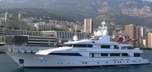 M/Y Indefensible