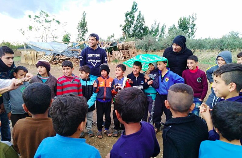 Tel Abbas Camp -Workshop2