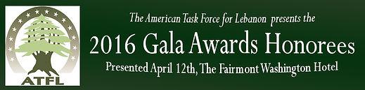 ATFL 2016 Gala Awards Night