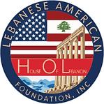 Leb Am Fndn (House of Lebanon) adj logo.