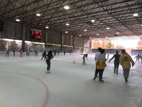 Grand Re-Opening of the Mackey Ice Rink