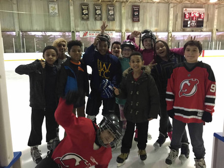 Kids & Skate celebration