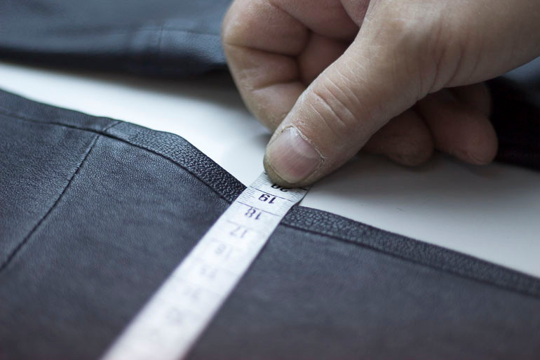 Measuring The Leather Jacket