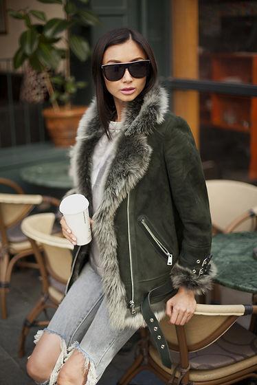 Bykani | By Kani Leather | Leather Jackets | Shearling Jackets | Leather Brand | Leather and Shearling