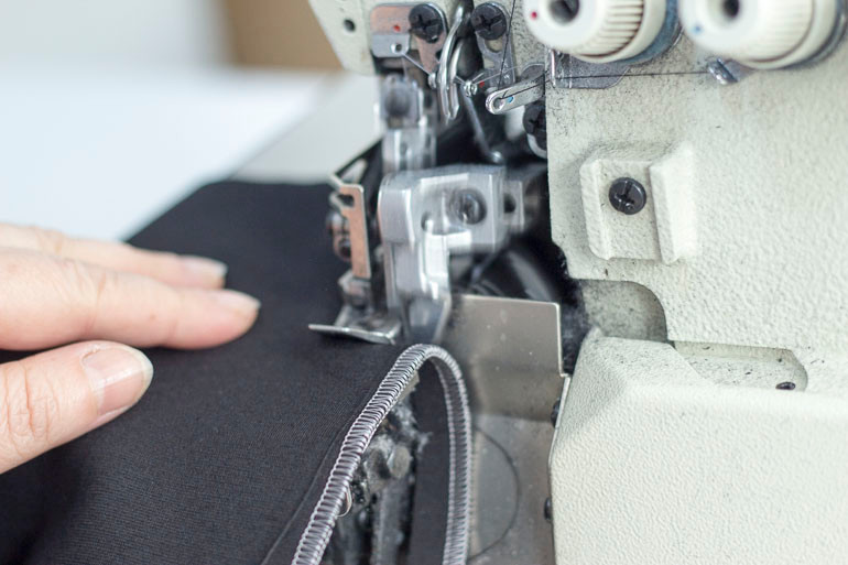 Sewing The Lining