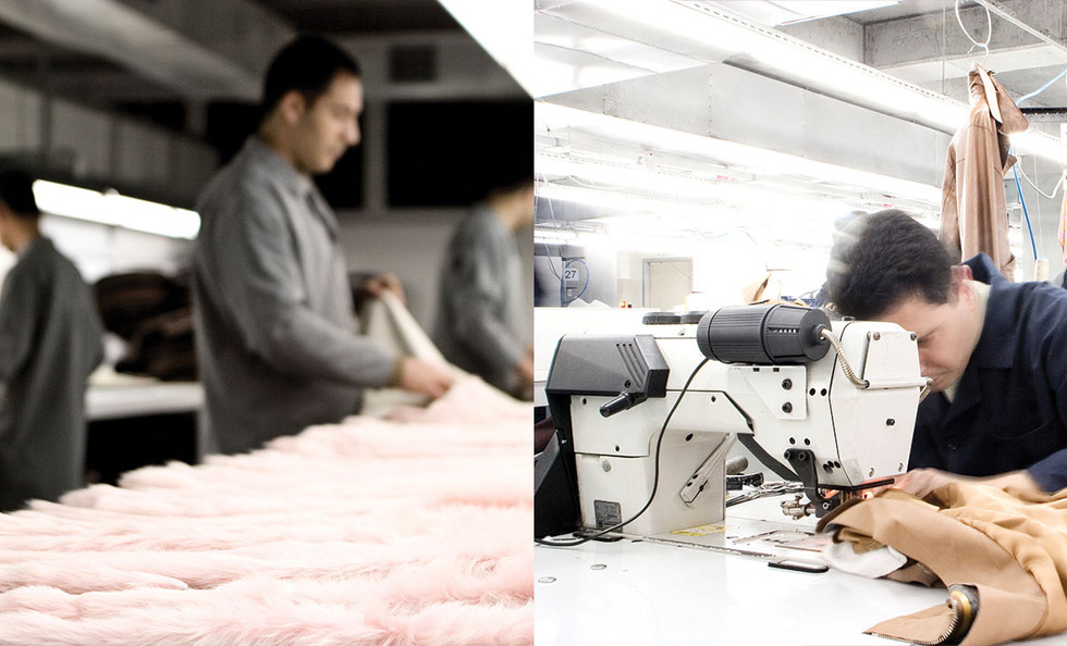 Quality Selection | Sewing The Leather