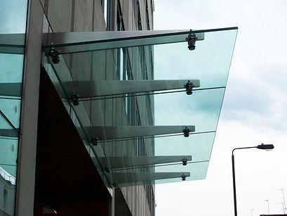 copertine din sticla luminatoare