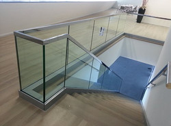 balustrade de sticla Glass Concept