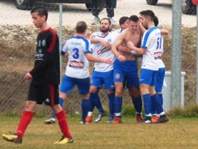Δύσκολα ο Ηρακλής Λάρισας, 2-1 τον Τύρναβο!