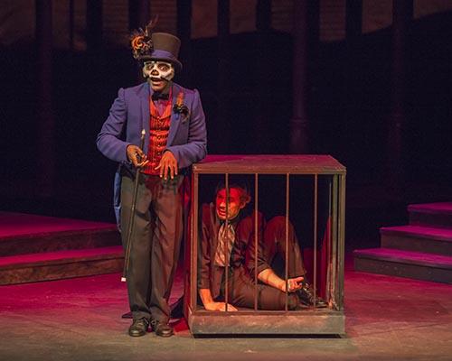 Feste & Malvolio