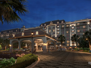 Disney's New Riviera Resort is Now Accepting Reservations