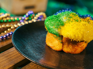 All the Eats at Universal's Mardi Gras
