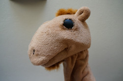 Títere de camello