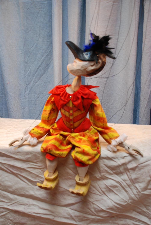 Kokò - Marioneta de hilos