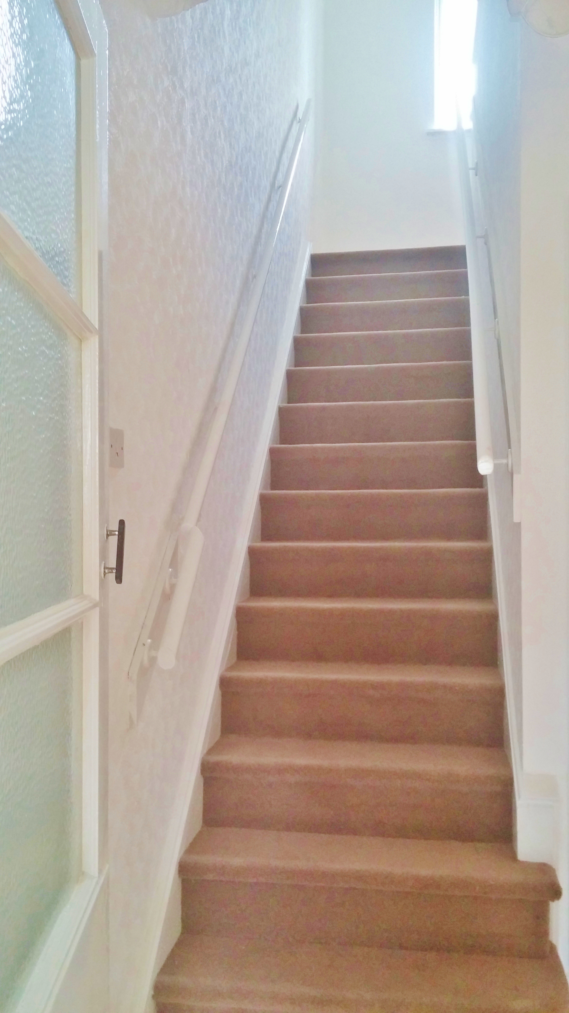 stairs Fairford Gdns