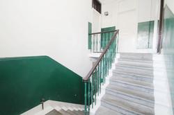 communial stairs