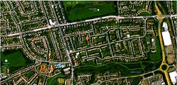 Bailie Grove area map